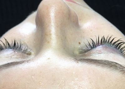 After LVL - lash lift